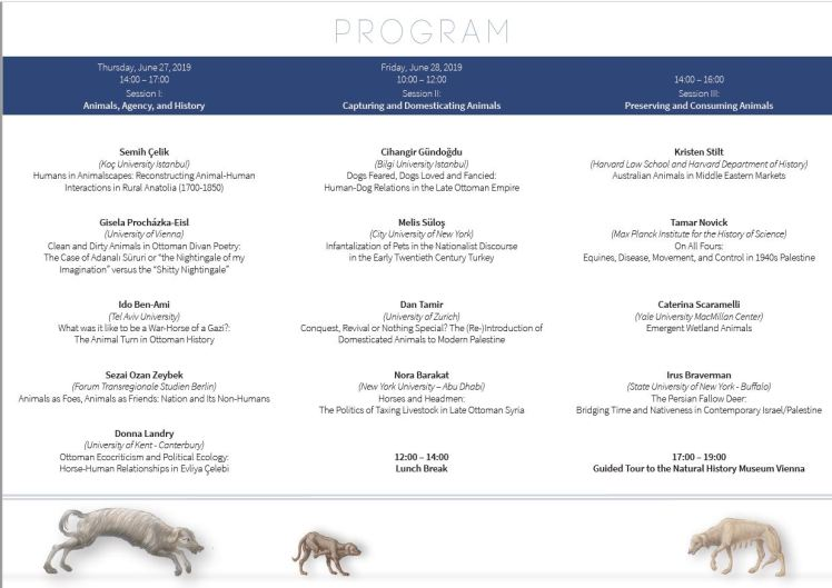 Middle Eastern Animals Programme