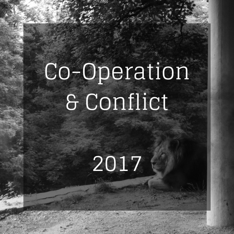 Co-Operation & Conflict 2017