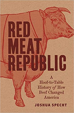 Red Meat Republic Book Front Cover