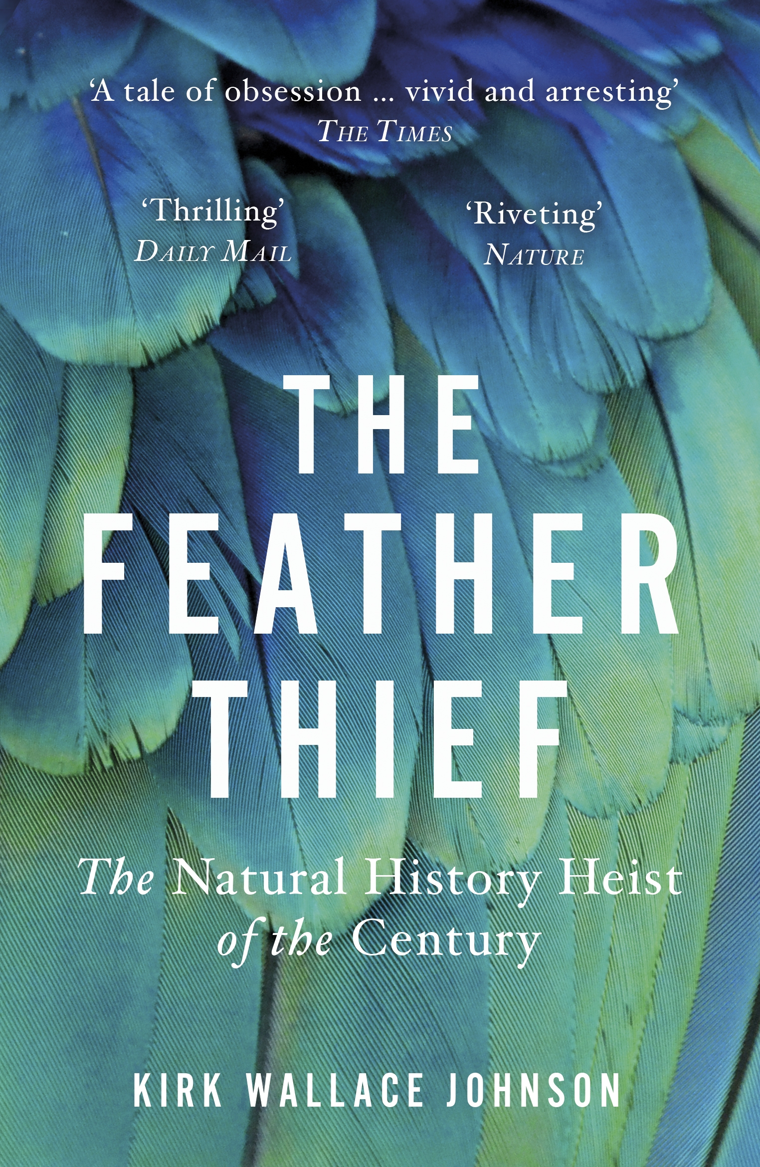 The Feather Thief Book Cover